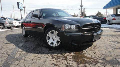 2007 Dodge Charger for sale at TIGER AUTO SALES INC in Redford MI