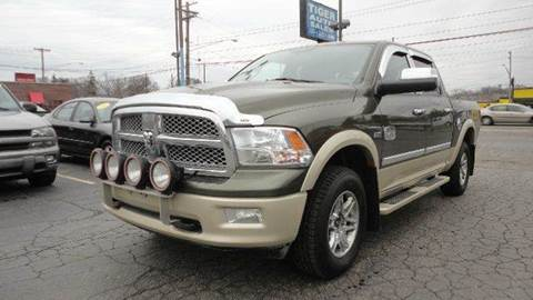 2012 RAM Ram Pickup 1500 for sale at TIGER AUTO SALES INC in Redford MI