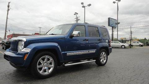 2009 Jeep Liberty for sale at TIGER AUTO SALES INC in Redford MI