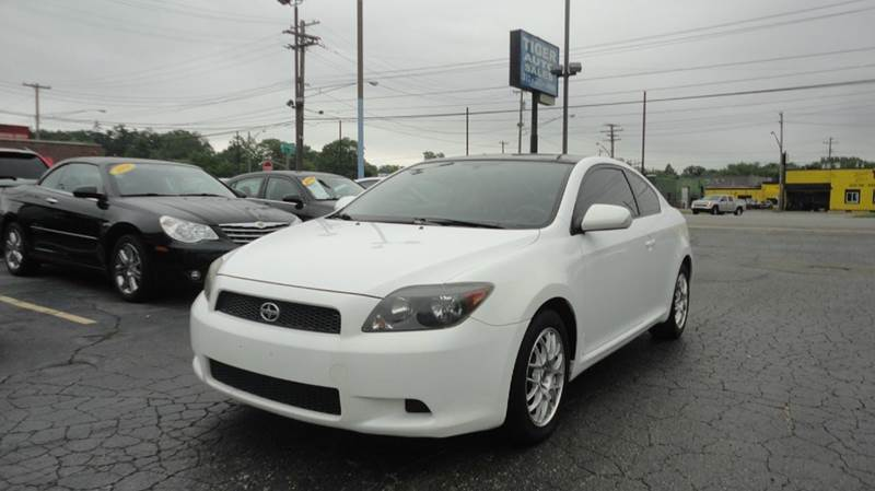 2007 Scion Tc Spec 2dr Hatchback (2.4L I4 5M) In Redford MI - TIGER ...