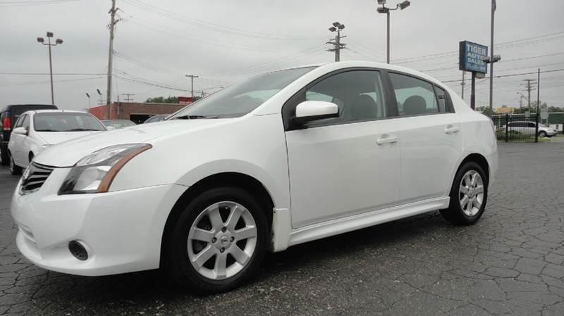 2011 nissan sentra 2.0 sr 4dr sedan in redford mi - tiger auto sales inc