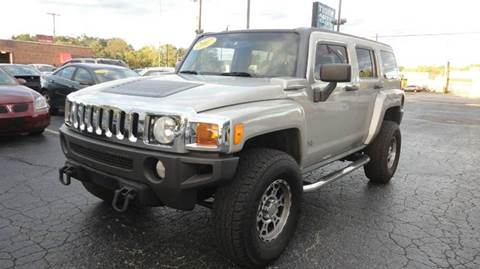 2007 HUMMER H3 for sale at TIGER AUTO SALES INC in Redford MI