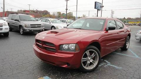 2006 Dodge Charger for sale at TIGER AUTO SALES INC in Redford MI