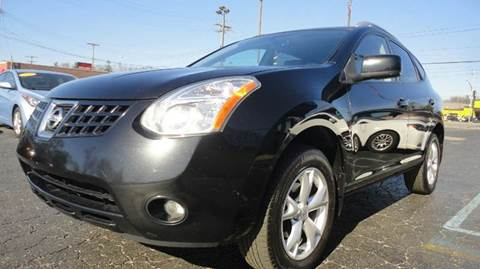 2008 Nissan Rogue for sale at TIGER AUTO SALES INC in Redford MI