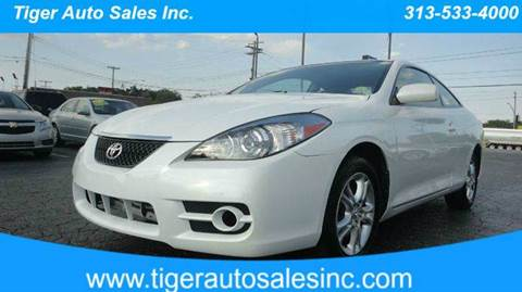 2008 Toyota Camry Solara for sale in Redford, MI