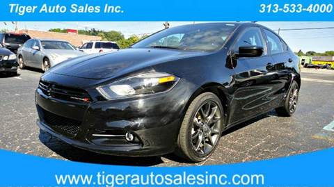 2013 Dodge Dart for sale in Redford, MI