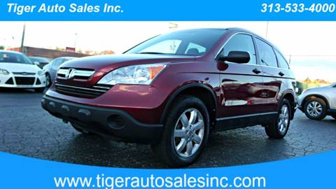 2009 Honda CR-V for sale in Redford, MI