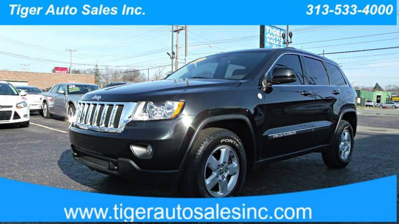 Jeep Used Cars Luxury Cars For Sale Redford Tiger Auto Sales Inc