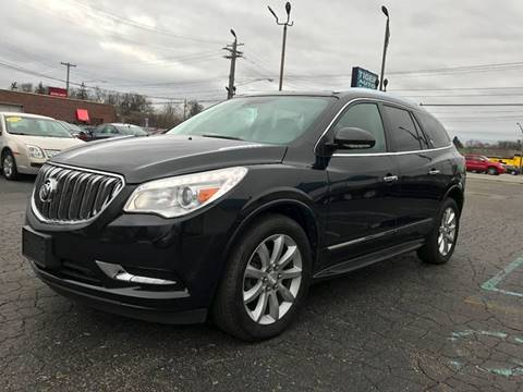 2014 Buick Enclave for sale at TIGER AUTO SALES INC in Redford MI