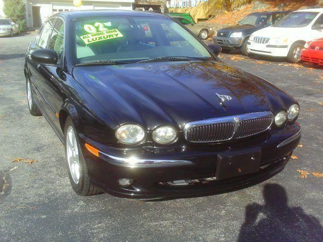2002 Jaguar X Type For Sale At Dracutu0027s Car Connection In Methuen MA
