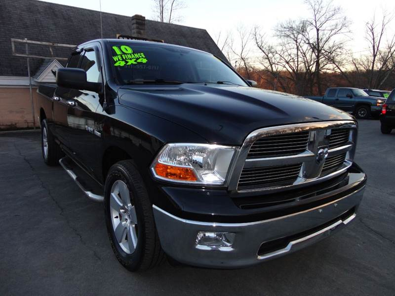 2010 Dodge Ram Pickup 1500 for sale at Dracut's Car Connection in Methuen MA