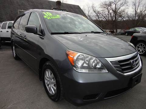2010 Honda Odyssey for sale at Dracut's Car Connection in Methuen MA