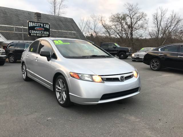 2008 Honda Civic for sale at Dracut's Car Connection in Methuen MA
