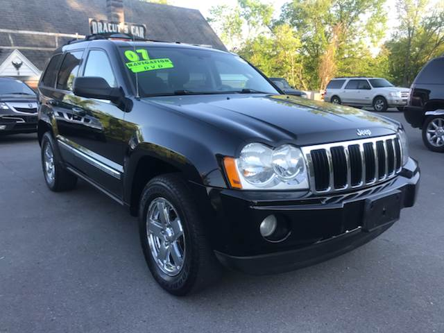 2007 Jeep Grand Cherokee For Sale At Dracutu0027s Car Connection In Methuen MA