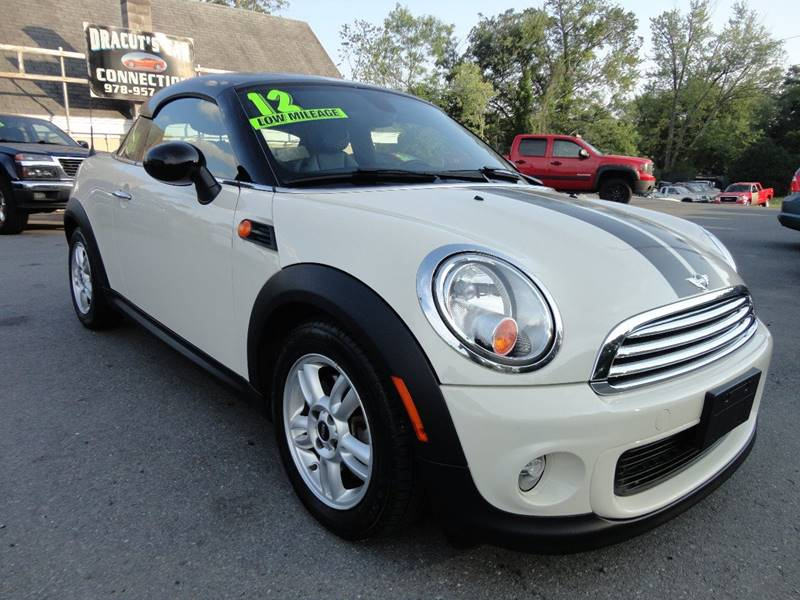 2012 Mini Cooper Coupe In Methuen Ma Dracuts Car Connection