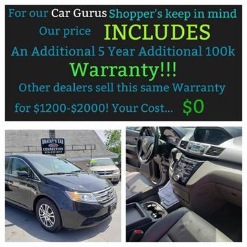 2012 Honda Odyssey for sale in Methuen, MA