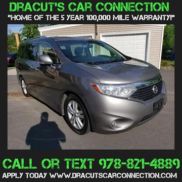 2012 Nissan Quest for sale at Dracut's Car Connection in Methuen MA