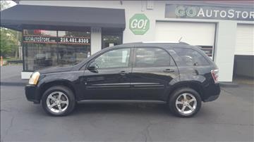 2007 Chevrolet Equinox for sale at GO Auto Store - Guaranteed Credit  Approval in Cleveland OH