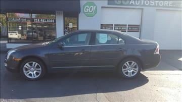 2007 Ford Fusion for sale at GO Auto Store - Guaranteed Credit  Approval in Cleveland OH