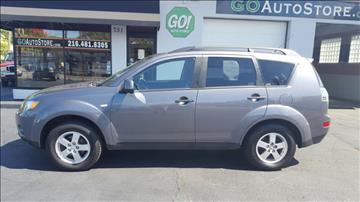 2007 Mitsubishi Outlander for sale at GO Auto Store - Guaranteed Credit  Approval in Cleveland OH