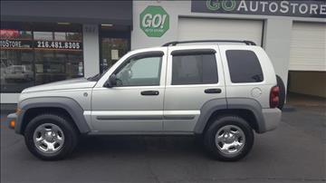 2005 Jeep Liberty for sale at GO Auto Store - Guaranteed Credit  Approval in Cleveland OH