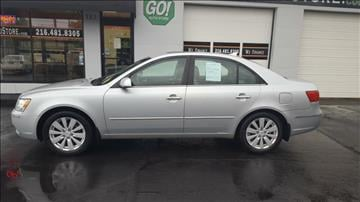 2009 Hyundai Sonata for sale at GO Auto Store - Guaranteed Credit  Approval in Cleveland OH