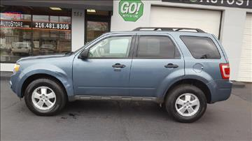 2012 Ford Escape for sale at GO Auto Store - Guaranteed Credit  Approval in Cleveland OH