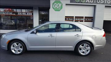 2010 Mercury Milan for sale at GO Auto Store - Guaranteed Credit  Approval in Cleveland OH
