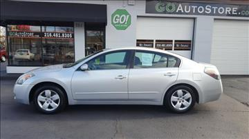 2007 Nissan Altima for sale at GO Auto Store - Guaranteed Credit  Approval in Cleveland OH