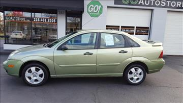 2007 Ford Focus for sale at GO Auto Store - Guaranteed Credit  Approval in Cleveland OH