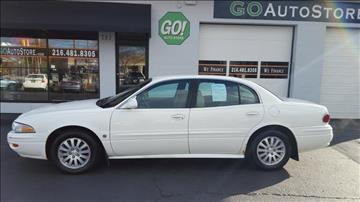 2005 Buick LeSabre for sale at GO Auto Store - Guaranteed Credit  Approval in Cleveland OH
