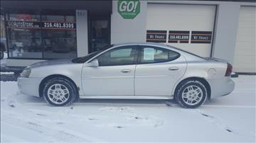 2004 Pontiac Grand Prix for sale at GO Auto Store - Fast and Easy Credit Approval in Cleveland OH