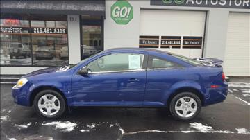 2007 Chevrolet Cobalt for sale at GO Auto Store - Fast and Easy Credit Approval in Cleveland OH