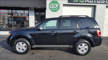 2009 Ford Escape for sale at GO Auto Store - Fast and Easy Credit Approval in Cleveland OH
