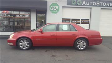2006 Cadillac DTS for sale at GO Auto Store - in Cleveland OH