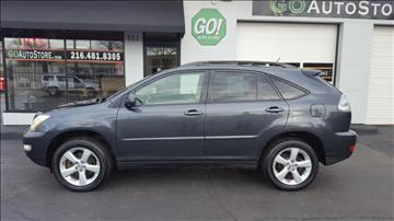 2004 Lexus RX 330 for sale at GO Auto Store - in Cleveland OH