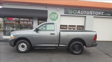 2009 Dodge Ram Pickup 1500 for sale at GO Auto Store - in Cleveland OH