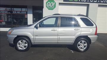 2007 Kia Sportage for sale at GO Auto Store - in Cleveland OH