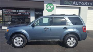 2012 Ford Escape for sale at GO Auto Store - in Cleveland OH