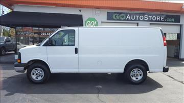 2007 Chevrolet Express Cargo for sale at GO Auto Store - in Cleveland OH