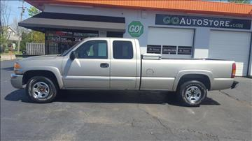 2003 GMC Sierra 1500 for sale at GO Auto Store - in Cleveland OH