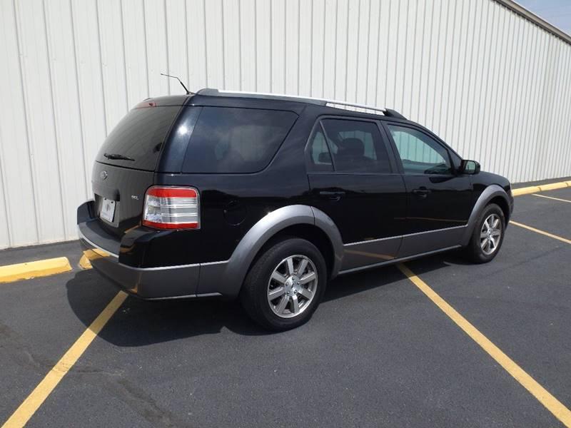 2008 Ford Taurus X SEL 4dr Wagon In Mountain Home AR  High
