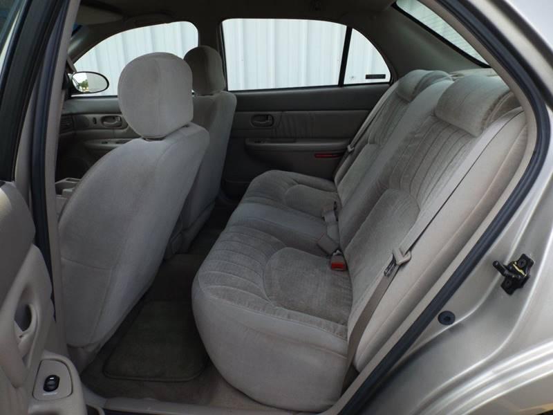 2001 Buick Century Custom 4dr Sedan - Mountain Home AR