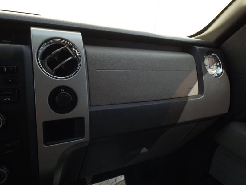 2009 Ford F-150 4x4 XLT 4dr SuperCrew Styleside 5.5 ft. SB - Mountain Home AR
