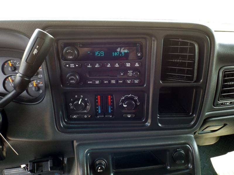 2004 Chevrolet Silverado 3500 4dr Crew Cab LS Rwd LB DRW - Mountain Home AR