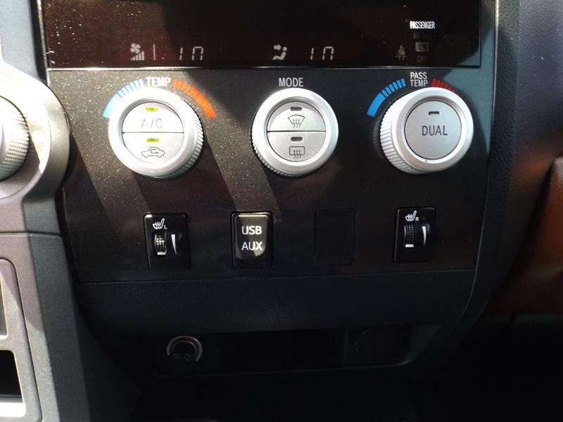 2010 Toyota Tundra 4x4 Limited 4dr CrewMax Cab Pickup SB (5.7L V8 FFV) - Mountain Home AR