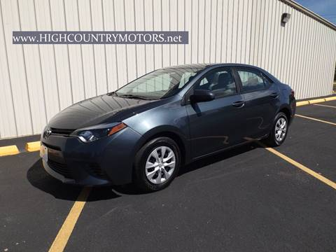 2015 Toyota Corolla for sale in Mountain Home, AR