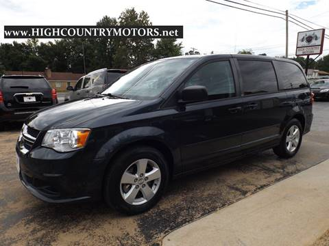 2013 Dodge Grand Caravan for sale in Mountain Home, AR