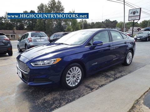 2014 Ford Fusion Hybrid for sale in Mountain Home, AR