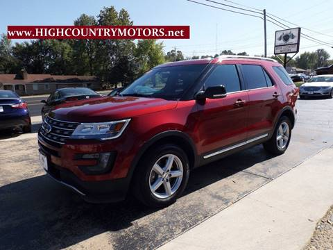 2016 Ford Explorer for sale in Mountain Home, AR